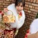 福本莉子、ハタチの振袖姿で感謝のメッセージ
