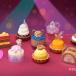 【ひなまつり】≪銀座コージーコーナー≫プチケーキ「美女と野獣」コレクションが登場!