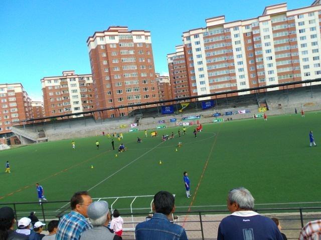 MFF(モンゴルサッカー協会 ...