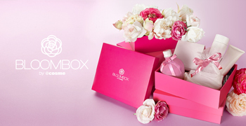 bloom box by @cosme