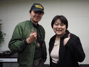 荒木秀一さんと北芝健さん | SIZUKU 詩月|しずく(歌手・タレント ...