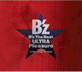 "B'z The Best ""Ultra Pleasure""(2CD+DVD)"