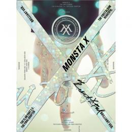 【ポスター付】MONSTA X BEAUTIFUL<BRILLIANT VER.>