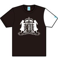 Tシャツ(ブラック)「30th ANNIVERSARY official  goods」